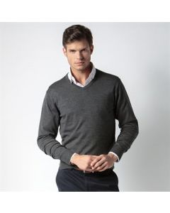 Merino blend sweater long sleeve