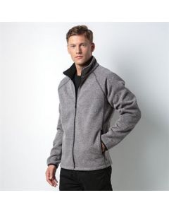 Knitted fleece